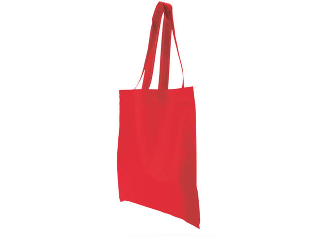 Borsa shopper rossa