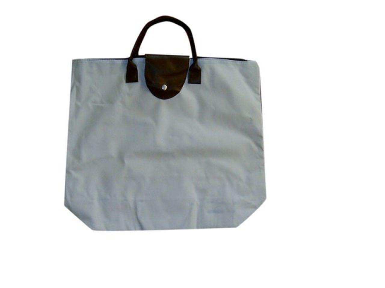 Shopping bag panna cm.14x45x40h