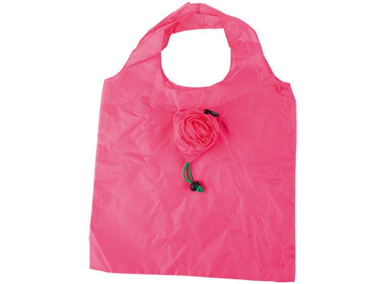 Shopping bag rose rose cm.38x36x0,5h