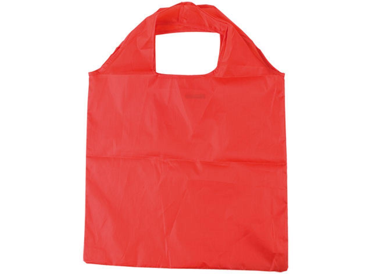 Shopping bag rossa cm.47x40x0,5h