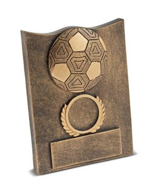 Trofeo calcio atletico in resina