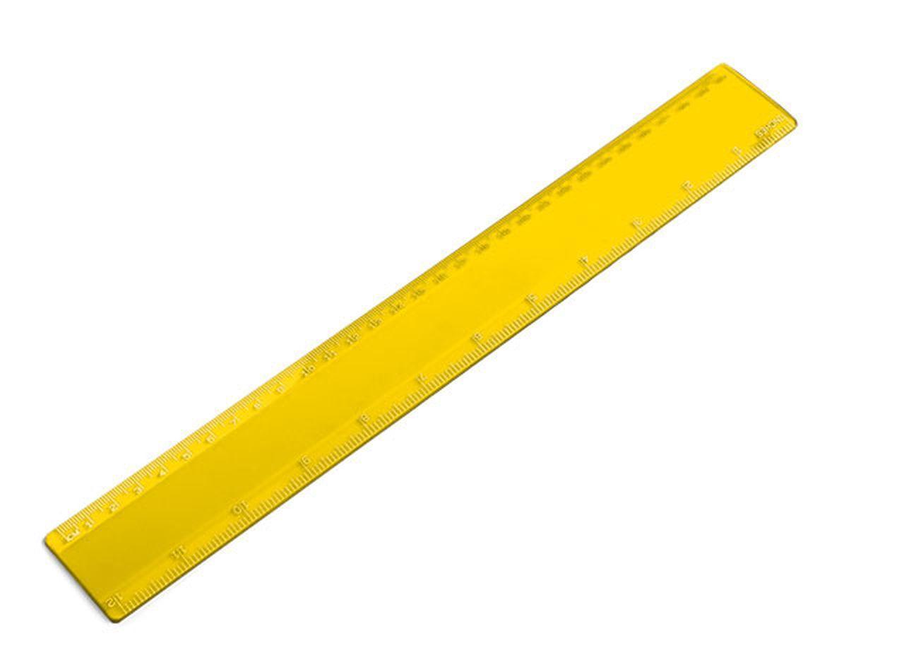 Righello simply yellow