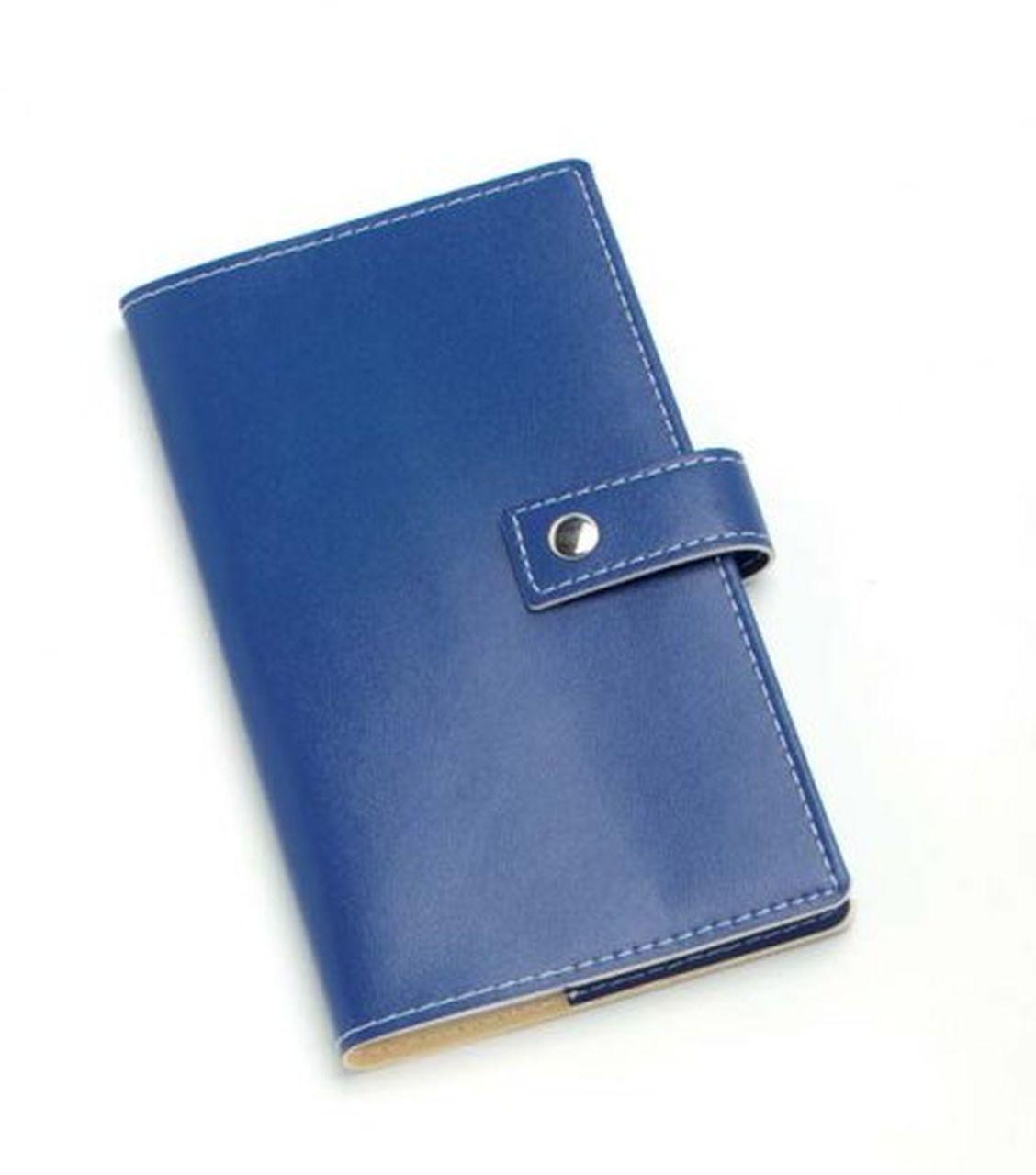 Memory book  blue cm.18x10x1h