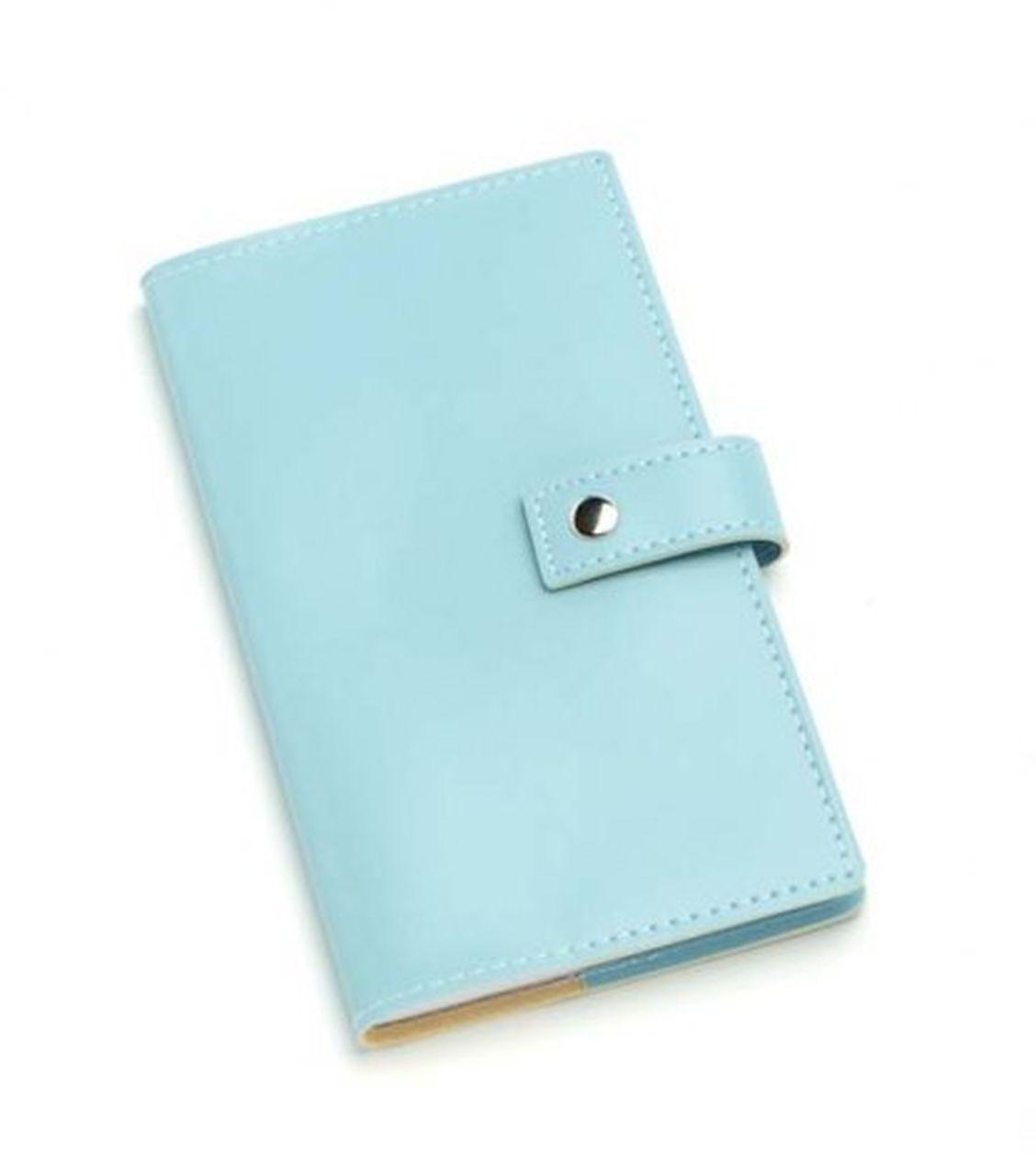 Memory book azzurro cm.18x10x1h