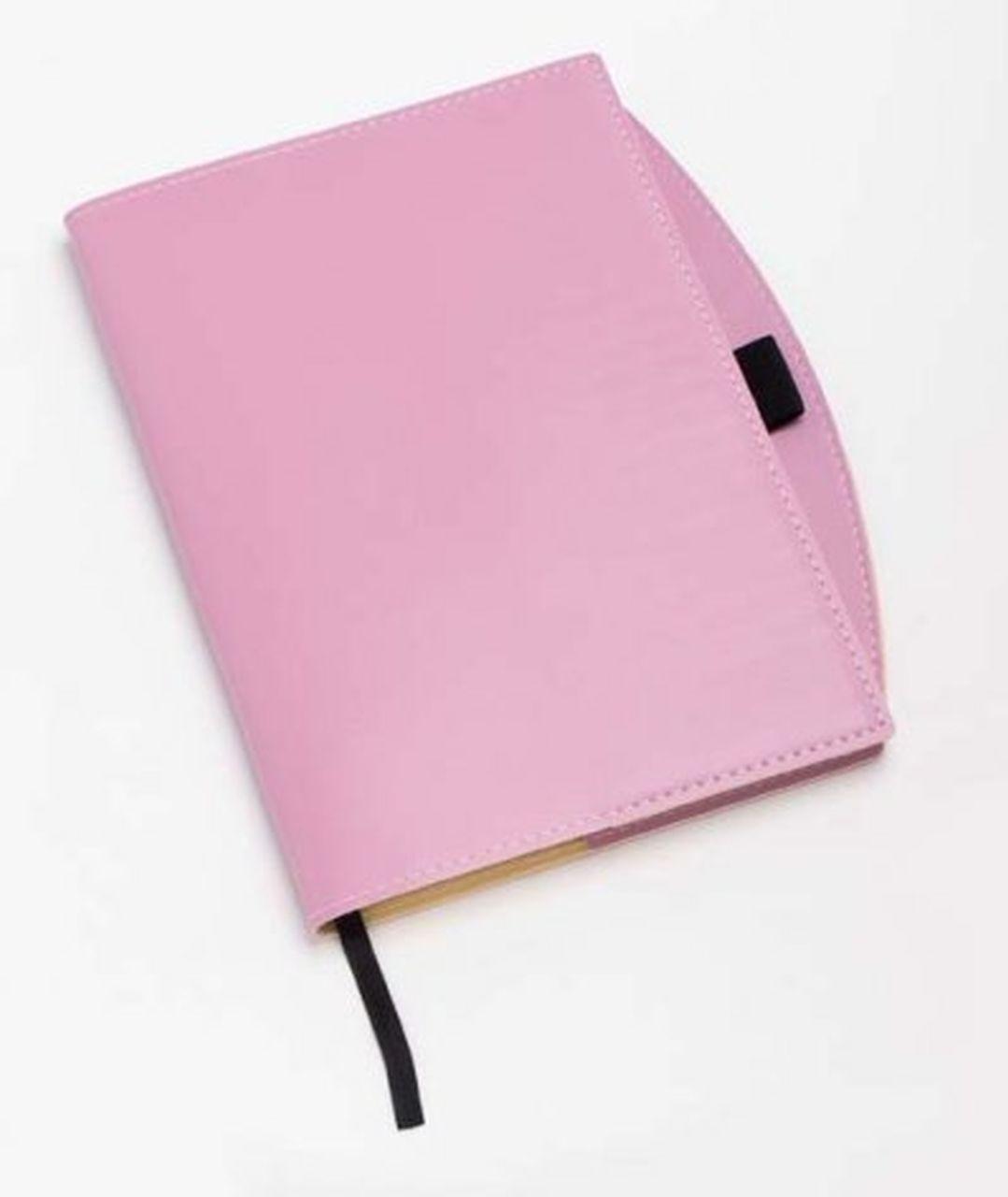 Notebook rosa cm.21,5x17x1h