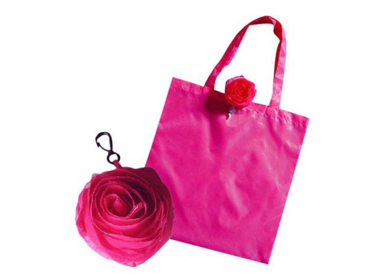 Shopper rosa cm.43x40x0,5h