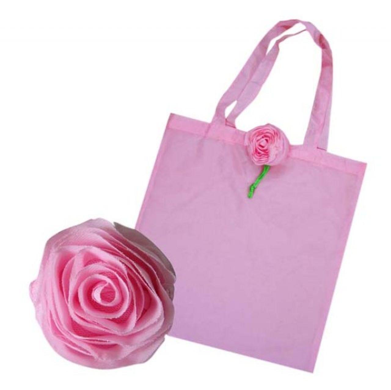 Shopper  rosa chiaro