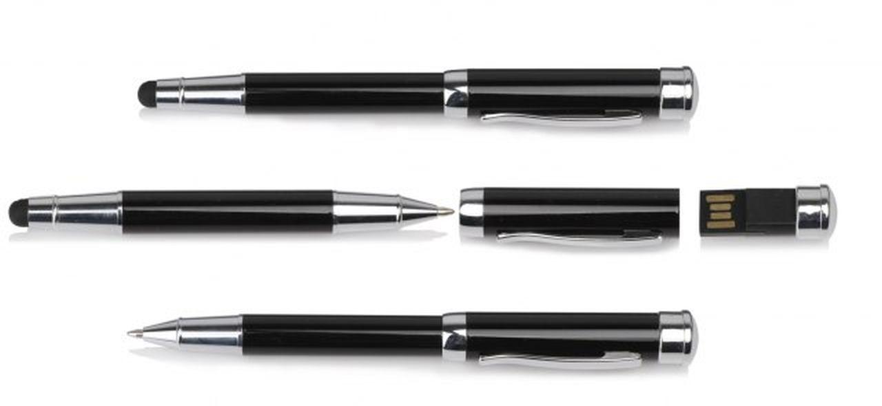 Usb pen touch screen 8gb cm.14,5x1,3x1,3h