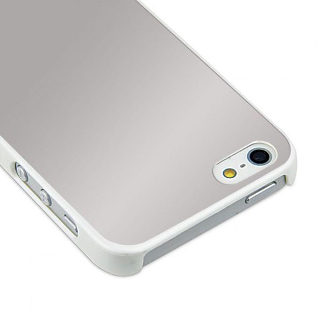 Sublicover bianca argento iphone-5 cm.13x7x1h