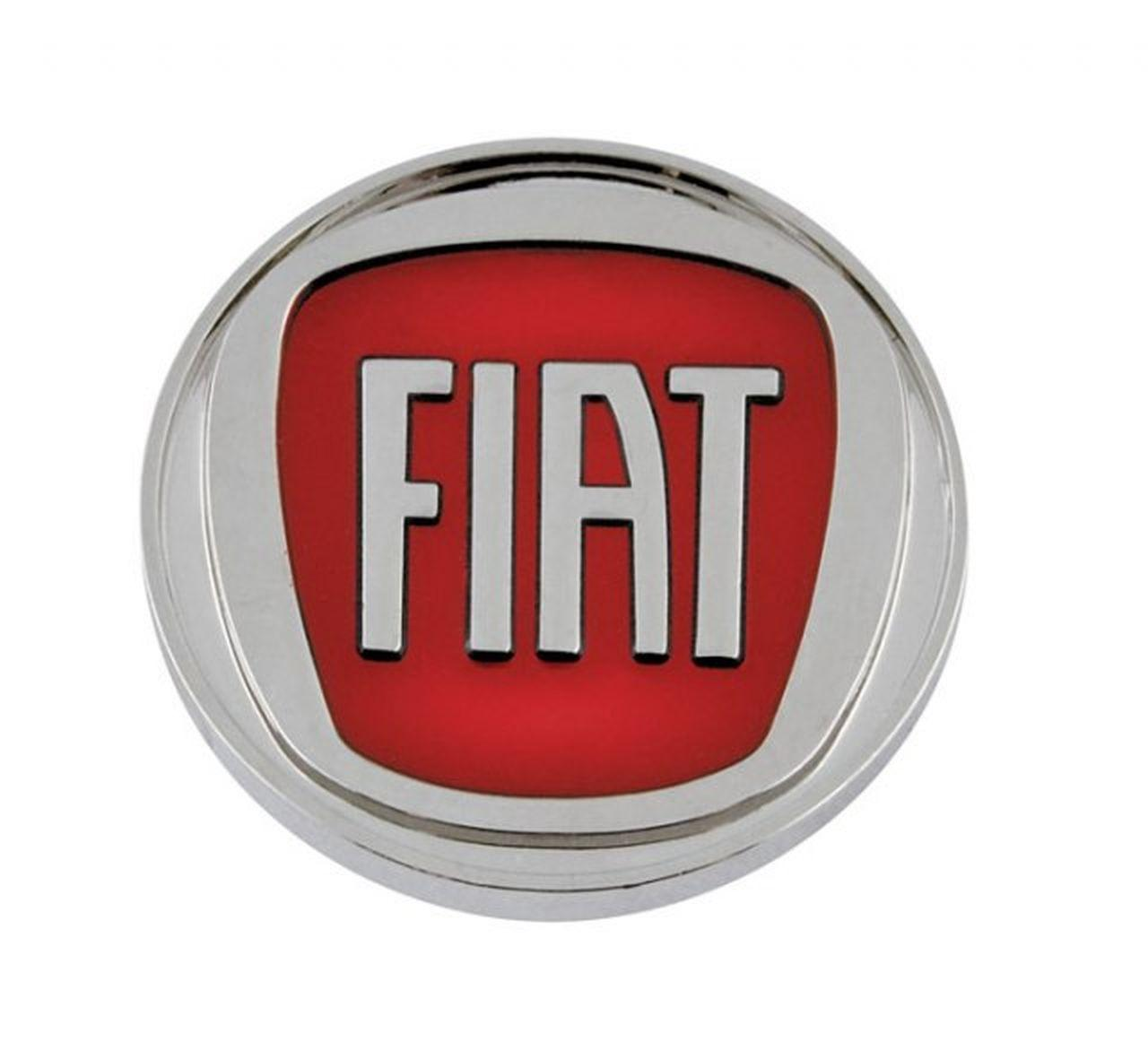 Fiat piastrina d=23mm