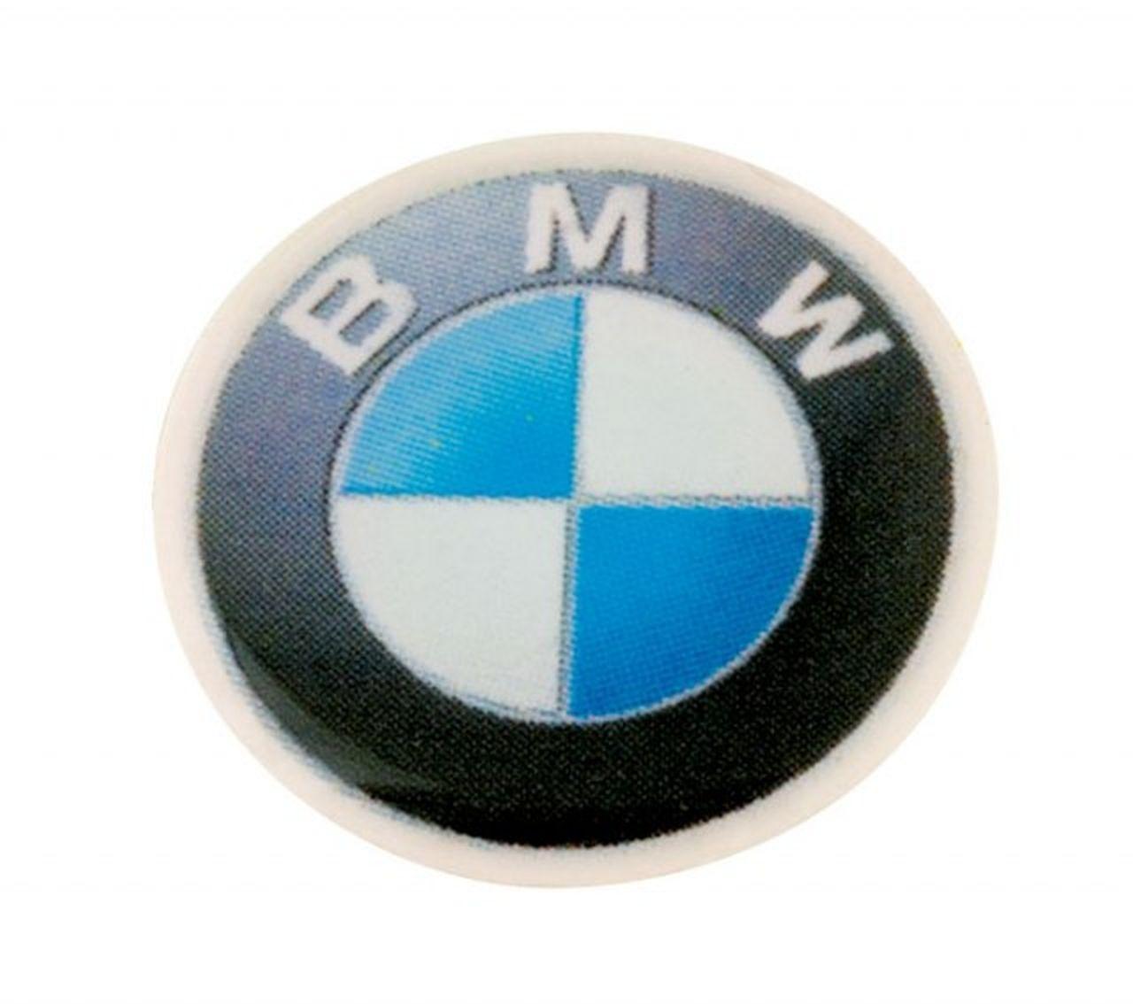 Bmw etichetta d=14mm