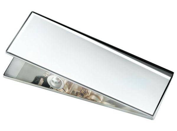 Memoclip classic in silver plated