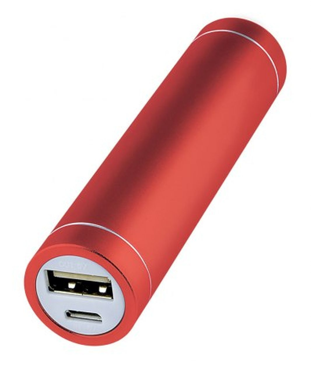 Power bank rosso