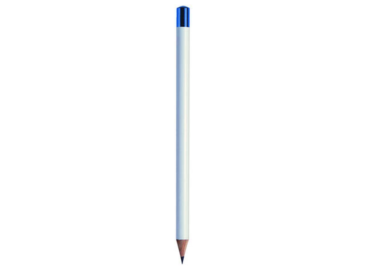 Matitone bianco e blu