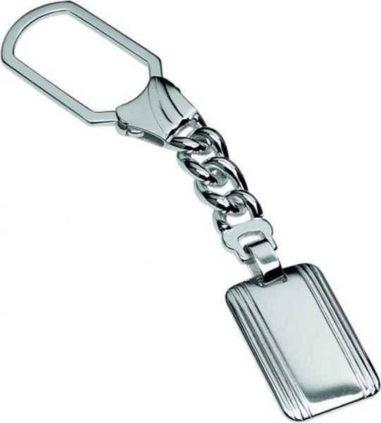 Portachiavi in argento 925 papavero