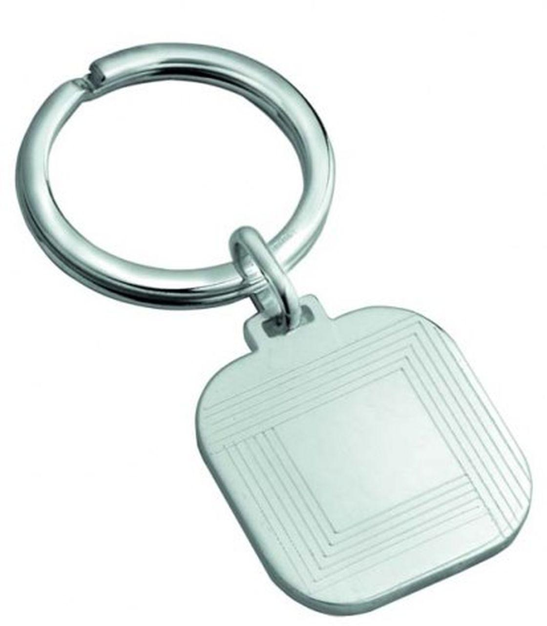 Portachiavi in ARGENTO 925 cm.6,5x3,1x0,5h