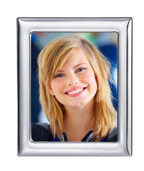 Portafoto in argento Genny cm.18x1x24h