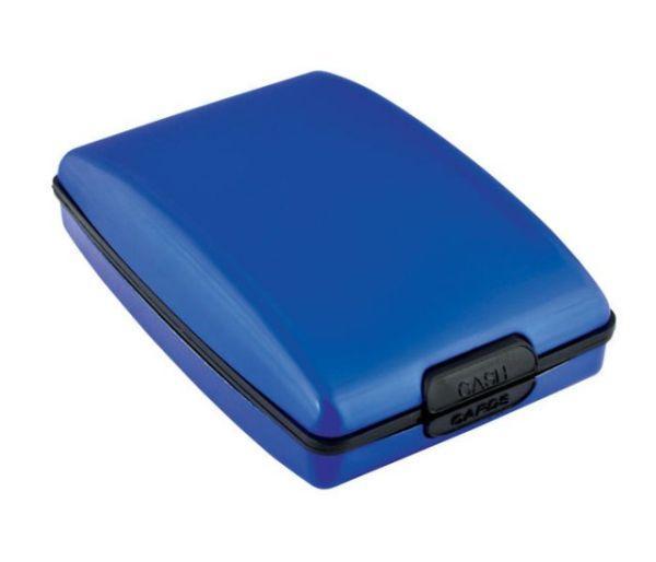 Portabiglietti multifunction blu