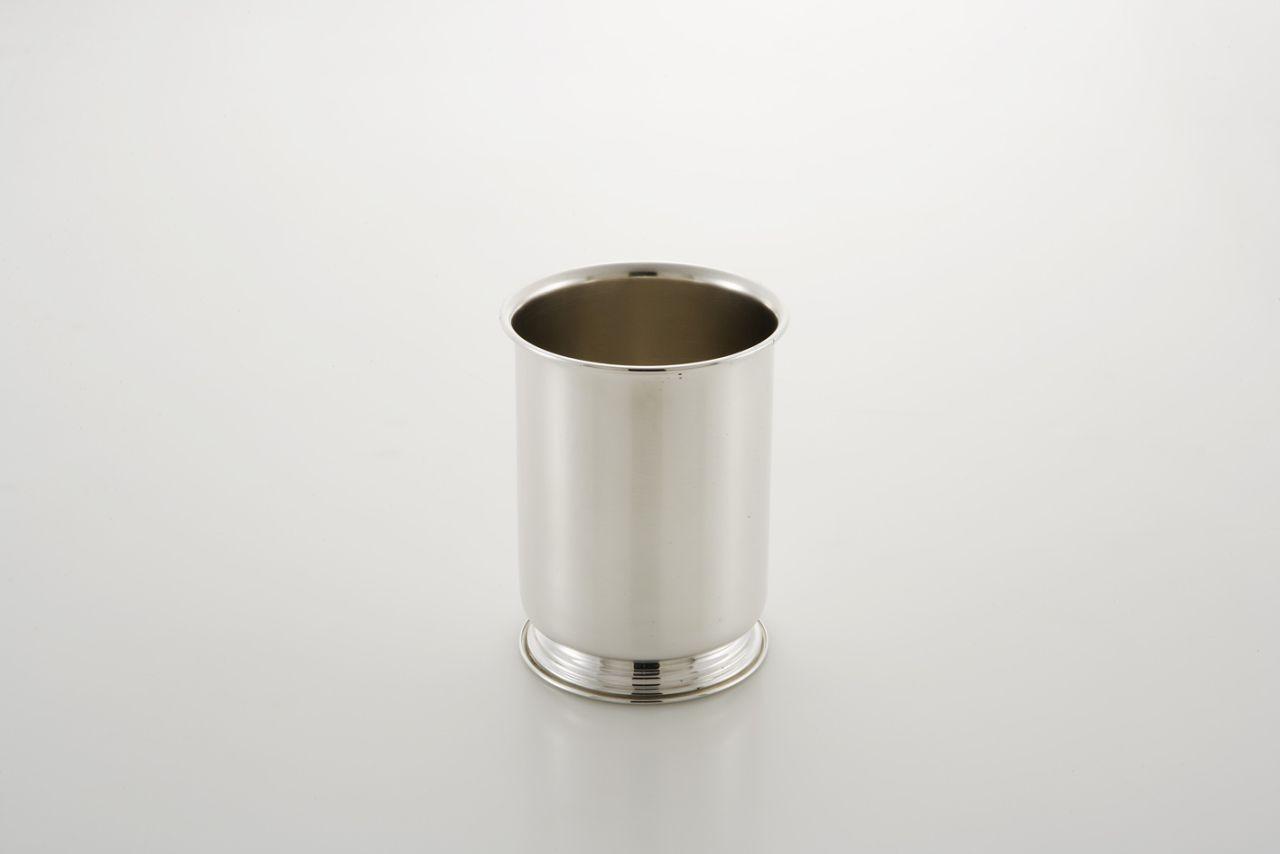 Portagrissini argentato argento in stile Cardinale