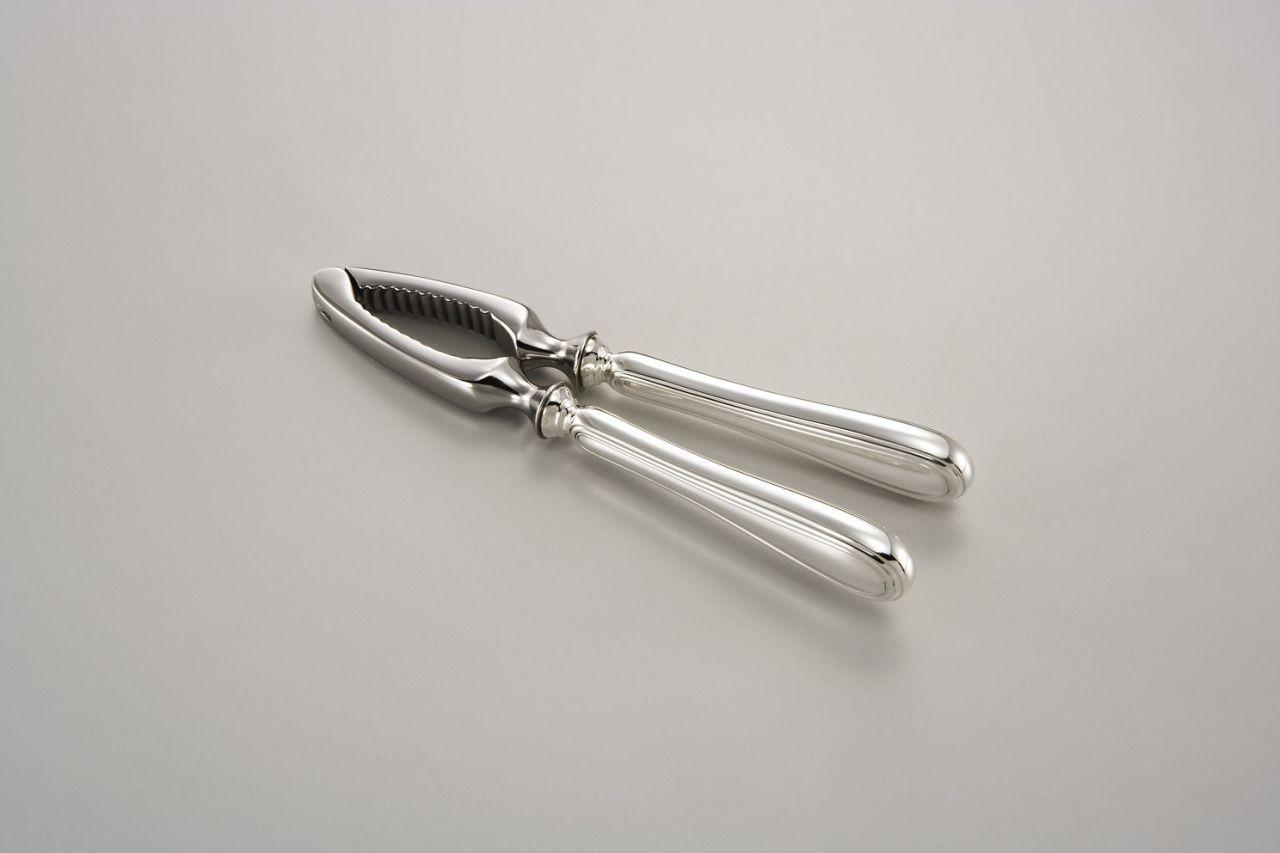 Schiaccianoci stile inglese argentato argento sheffield italia