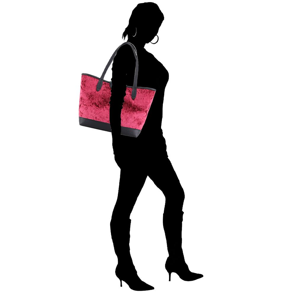 Shopping Patrizia Pepe  2V7193 A4O4 R620 Ruby Animalier