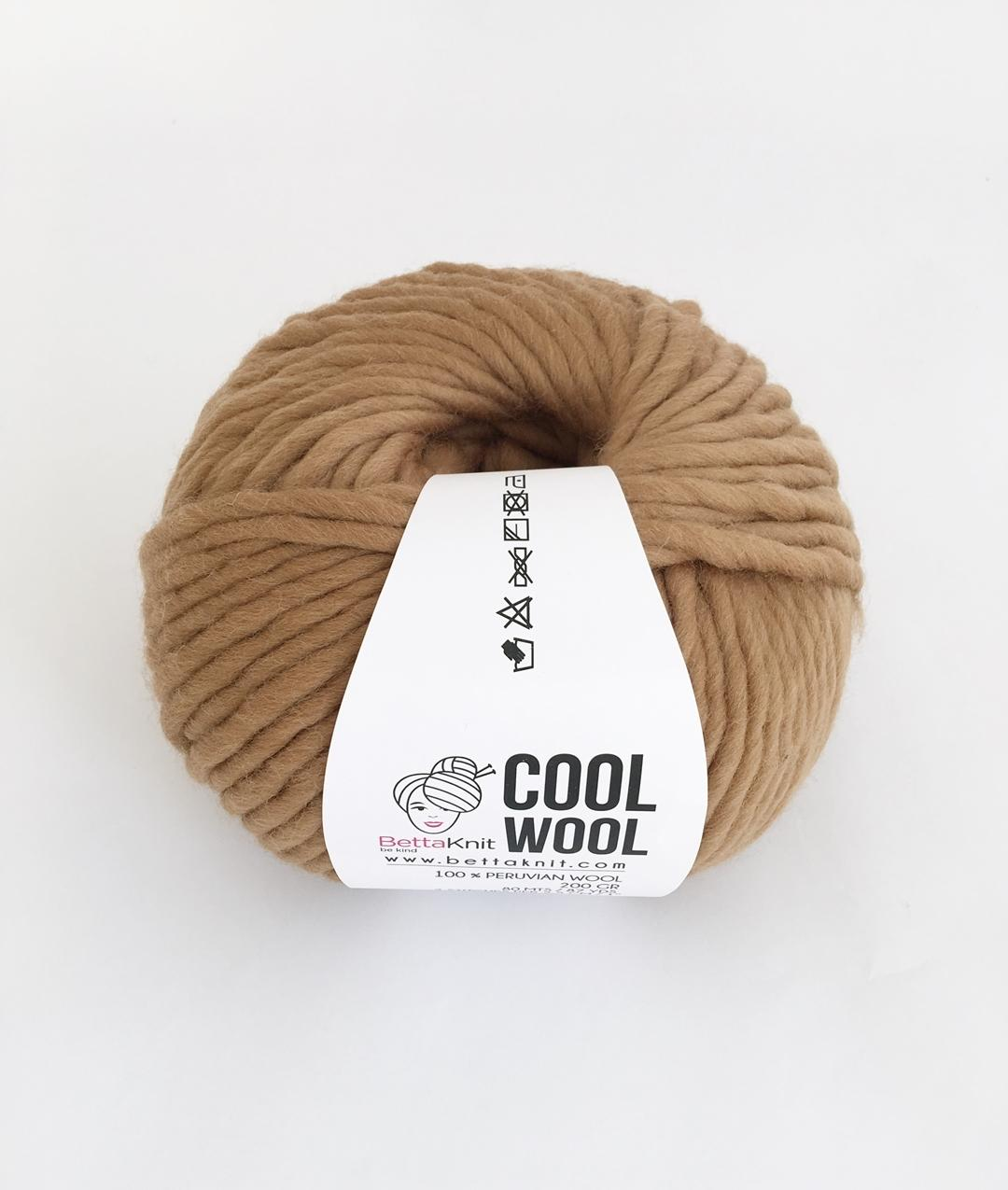 Wool - Skeins - Cool Wool - 1