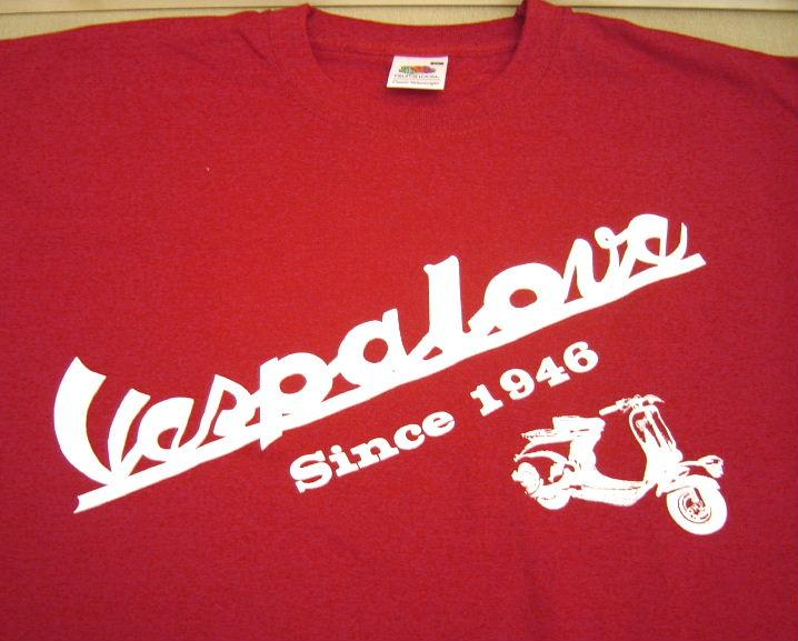 Vespalove T-Shirt