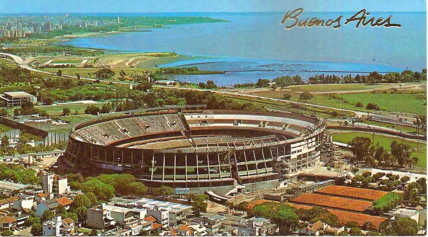 Stadium Postcards