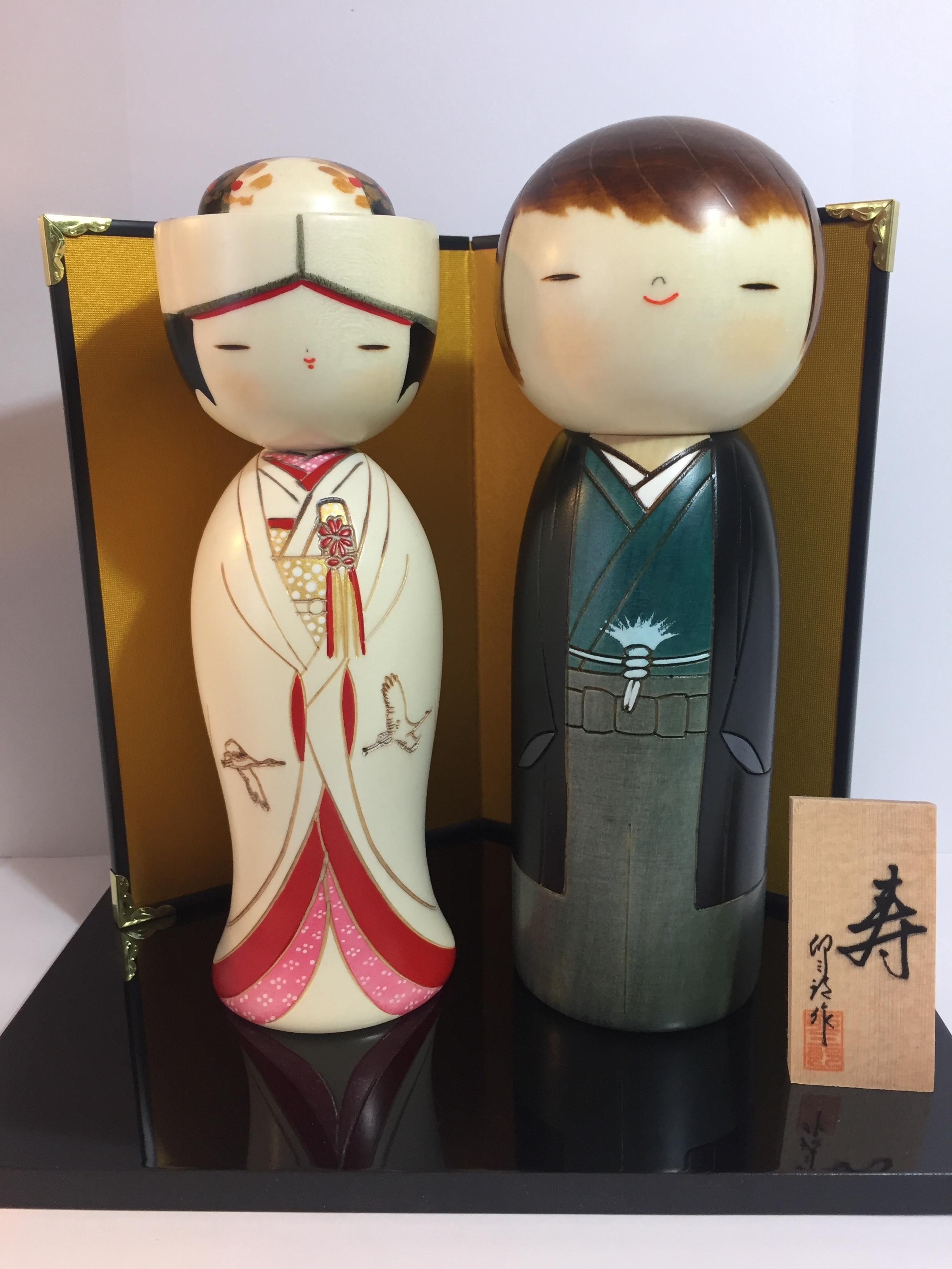 Kokeshi, Sposi per Sempre