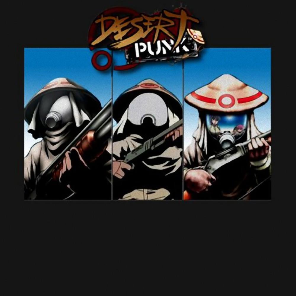 Sunabozu hero-for-hire Desert Punk Kanto desert  Kanta Mizuno anime