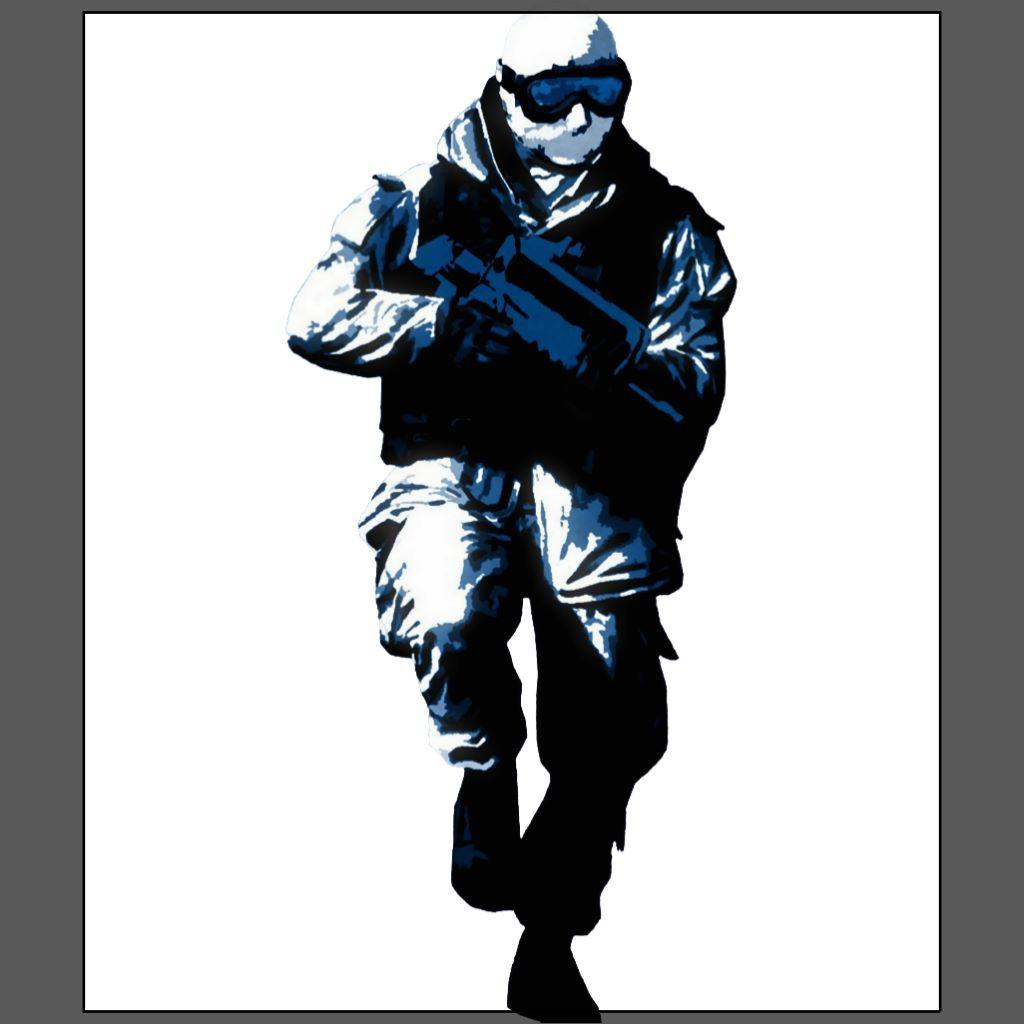Call of Duty Modern Warfare 3 mw iii Special force