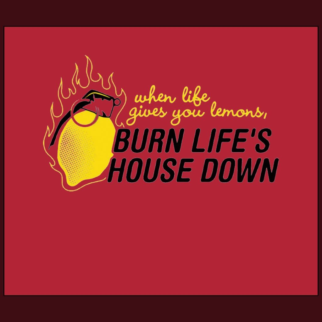 Portal cave johnson Lemon grenade burn your house down