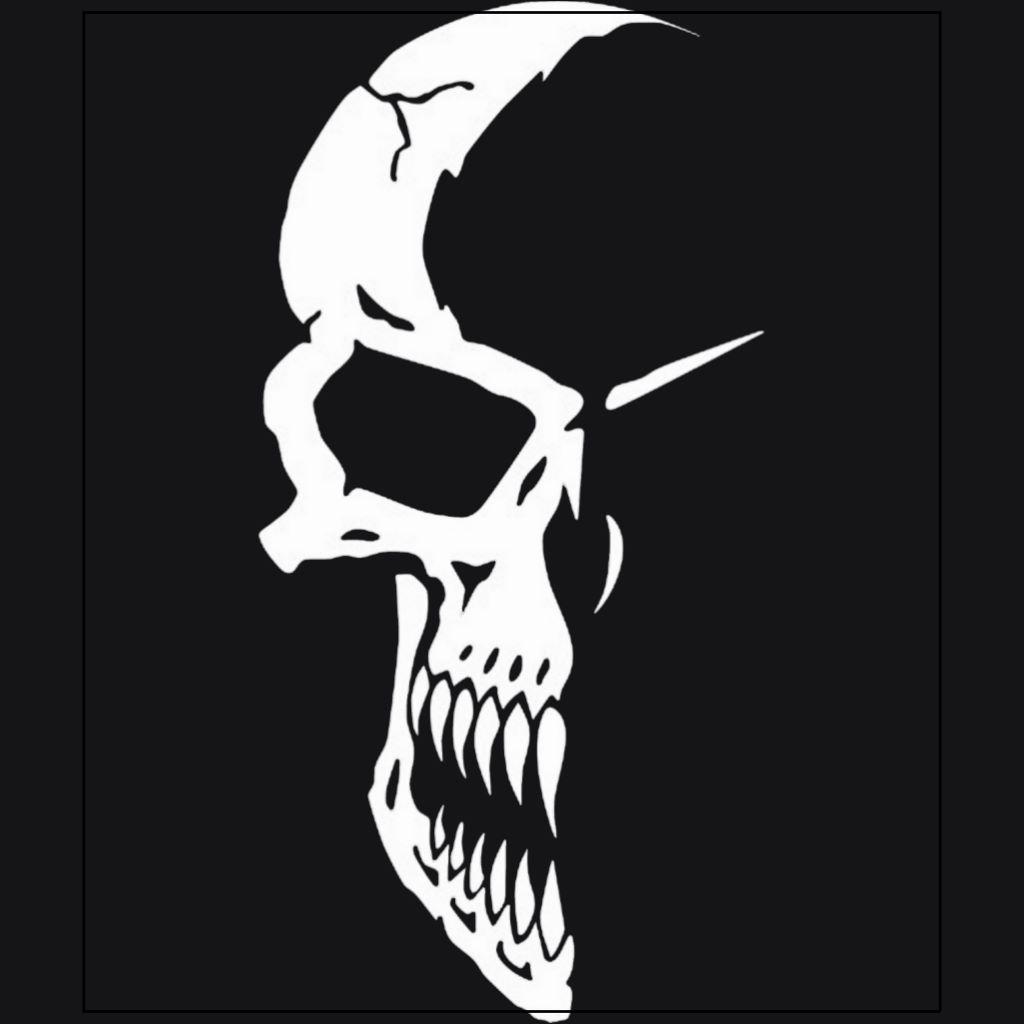 The half skull