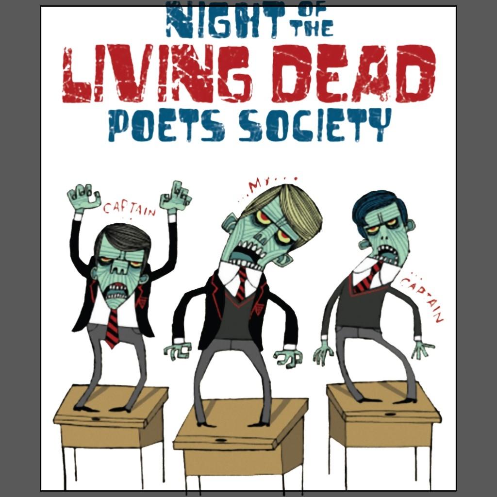 Night of The Living Dead Sociaty Ooh captain . My Captain