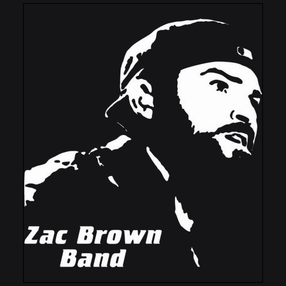 Zac Brown Band Black t-Shirt