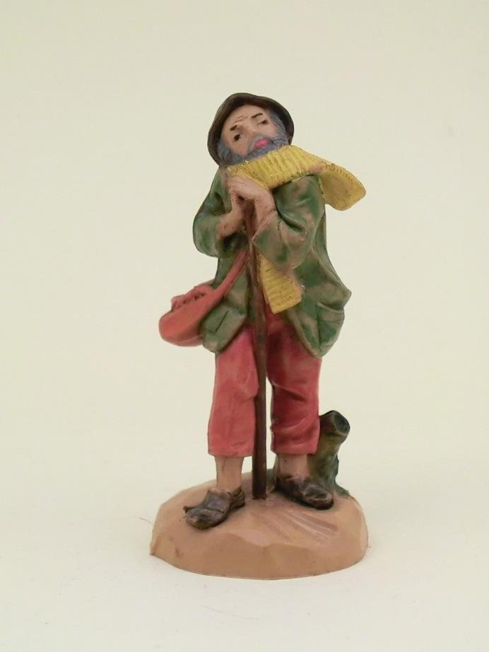 Pastore con bastone cm. 6,5