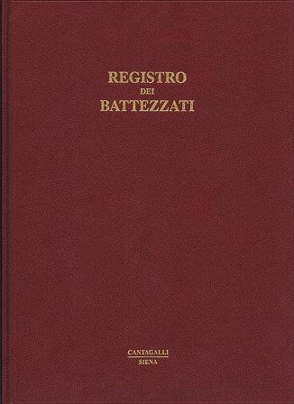 Registro dei Battezzati