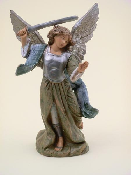 Arcangelo Michele cm 12