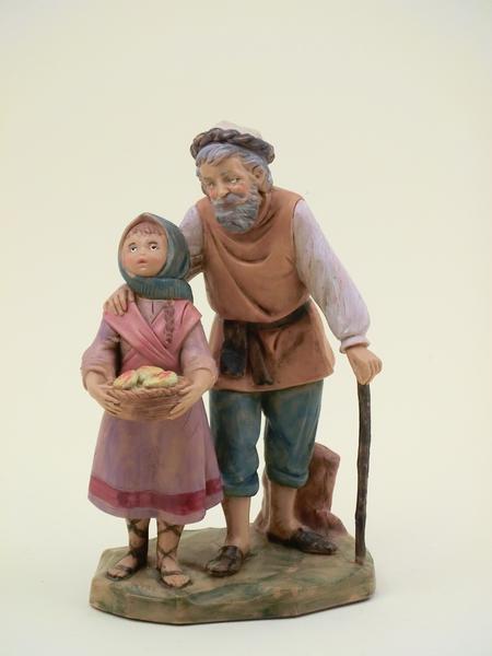 Abigail e Peter cm 12