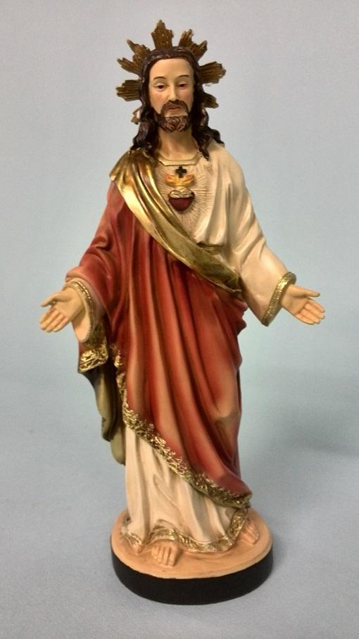 Sacro Cuore di Gesù cm. 20