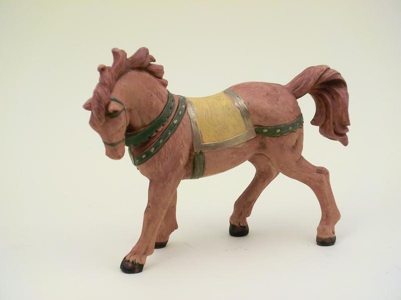Cavallo marrone cm 12