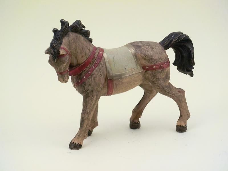 Cavallo nero cm 12