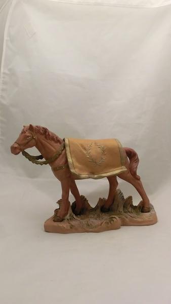 Cavallo marrone cm 19