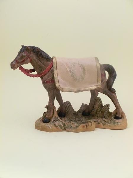 Cavallo nero cm 19