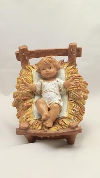 Gesù bambino cm 30