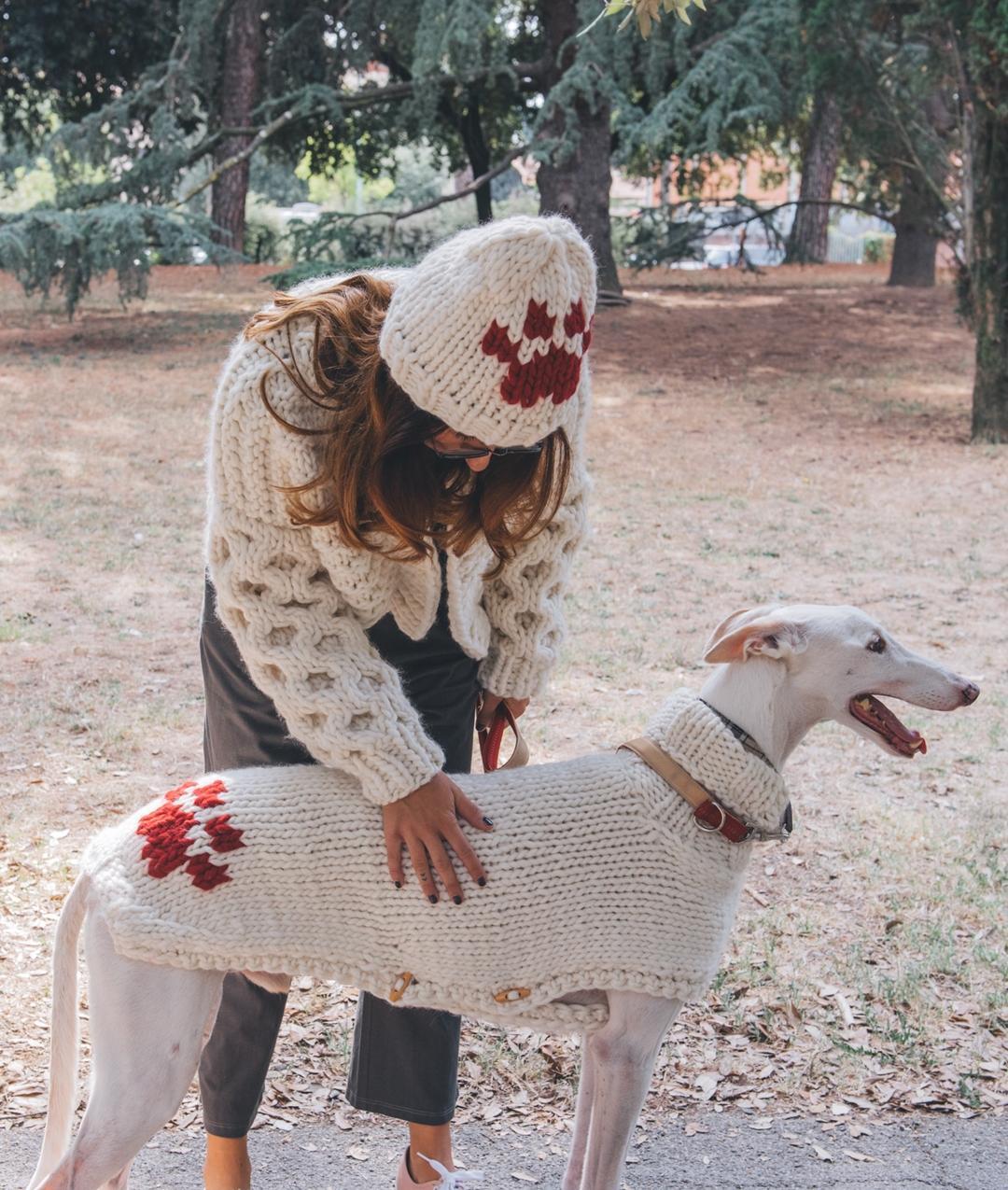 - kits - Wool - PEPE DOG COAT - 1