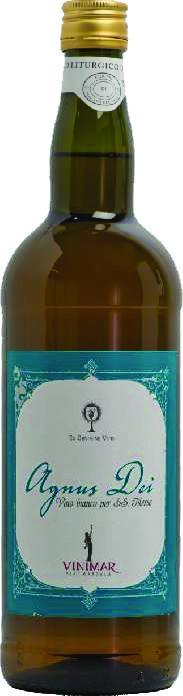 Vino bianco Santa Messa Agnus Dei (scatola 6 bottiglie)