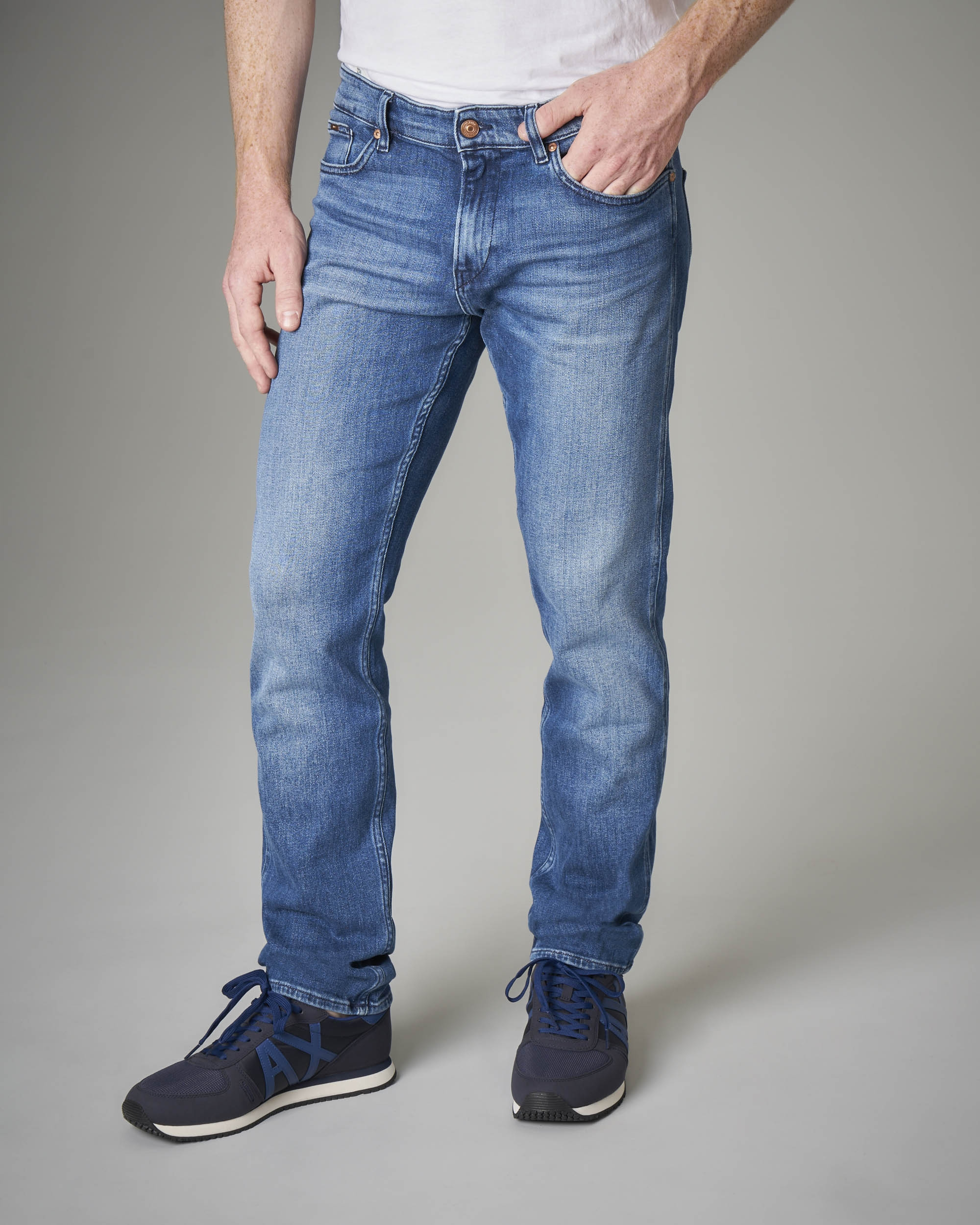 Jeans chiaro regular-fit