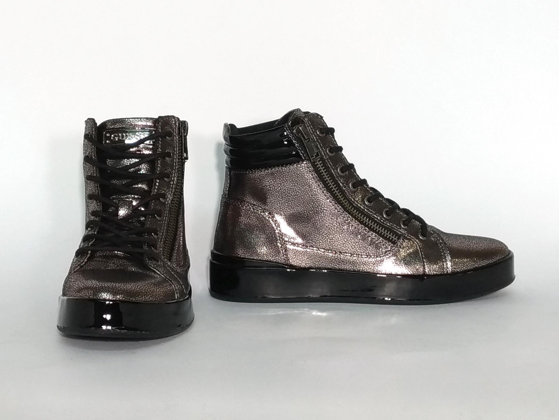 Sneaker alta pewter Guess