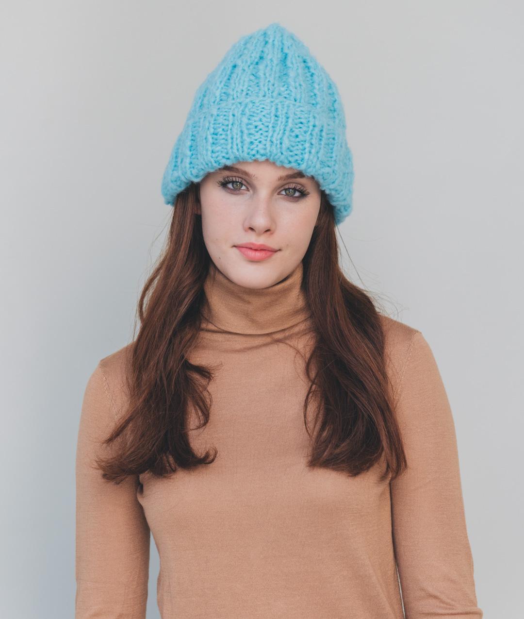 Cardigan e Gilet - LanaCappelli - Lana - MARZIPAN HAT - 1